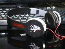 Bleach Skull Headphone Headset Earbuds Stereo with Box