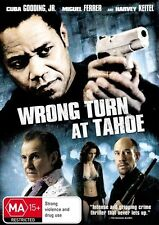 Wrong Turn At Tahoe DVD Region 4 (VG Condition)