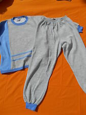 DAMART Survêtement Tracksuit Chandal Vintage Made in France Thermolactyl Jogging