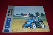 Ford Tractor 2810 2910 3910 4610 4610SU Tractor Dealer Brochure AD-0230 LCOH