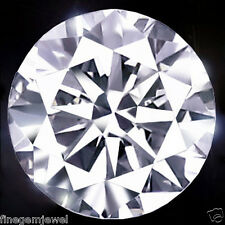 0.41ct HUGE 100% NATURAL OFF WHITE DIAMOND SPARKLING UNTREATED REAL DIAMOND NR!