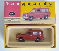 """VANGUARDS Corgi LLEDO Ford Anglia Van Royal Mail"""" VA4000 1/43"""