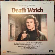 Death Watch -  Laserdisc Buy 6 for free shipping