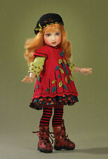 Bethany Falling Leaves ~ Handpainted Doll By Helen Kish ~ Limited Edition 200!!