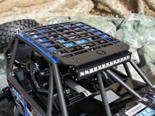 Gear Head RC Axial Bomber White & Blue Trail Torch plus Roof Rack Combo GEA1304