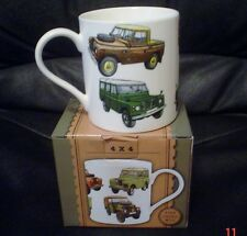 The Leonardo Collection CLASSIC 4 X 4 Land Rover Mug BNIB