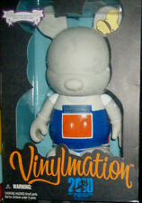 """DISNEY 9"""" VINYLMATION Events Exclusive Goofy's Race & a Half LE 450 SOLD OUT"""