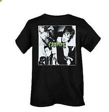 The Cramps Photos   Music punk rock t-shirt  L-XXL  NEW