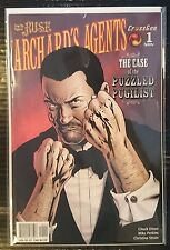 Archard's Agents #1 VF+ 1st Print CrossGen Comics