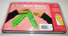 Learning Wrap‑ups MUSIC THEORY Introductory Kit