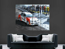 FORD RS 500 COSWORTH RALLY CAR SPORT  WALL POSTER ART PICTURE PRINT LARGE HUGE