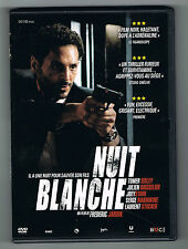 NUIT BLANCHE - TOMER SISLEY & JOEY STARR - FREDERIC JARDIN - DVD COMME NEUF