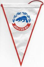 JARVSO BK SWEDEN FOOTBALL CLUB OFFICIAL SMALL PENNANT OLD #2