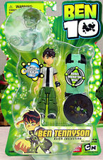 BEN 10 TEN TENNYSON ALIEN FORCE COLLECTION FIRST EDITON BEN NEW FIGURE  RARE