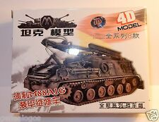 MODEL 4D 1/72 MAQUETTE CHAR ALLEMAND M88A1G RECOVERY TANK BERGEPANZER