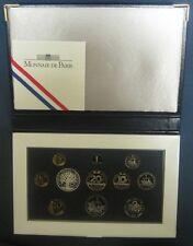Francia - Monedas en Cartera oficial- Año: 1996 - numero PS14 - PROOF Año 1996 (