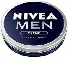 Nivea Hombres Crema Crema Para face-body-hands 75ml Ideal Regalo