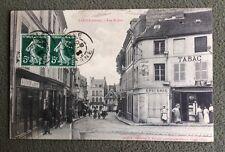 CPA. LAIGLE. 61 - Rue St Jean. 1908? Epicerie. Tabac. Commerce A Louer.