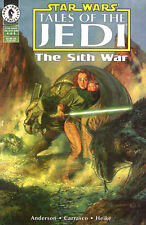 STAR WARS Tales of the Jedi: The Sith War #4 (of 6) - Back Issue