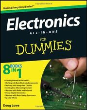Electronics All-in-One For Dummies by Doug Lowe [Paperback] Electrical