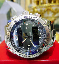 Breitling B-1 Professional Ref:A68362 Analog Digital Men's Watch