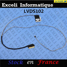 LCD LED LVDS VIDEO SCREEN CABLE NAPPE DISPLAY DELL INSPIRON 17 5000 5758