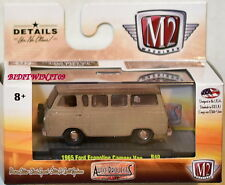 M2 MACHINES AUTO-PROJECTS 1965 FORD ECONOLINE CAMPER VAN
