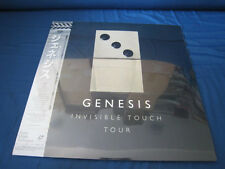 Genesis Hi-Dee Live Invisible Touch Tour Japan Sealed Laserdisc LD Phill Collins