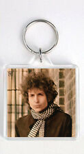 BOB DYLAN BLONDE ON BLONDE LP COVER KEYRING LLAVERO