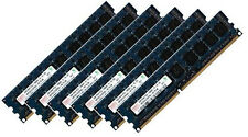 6x 4gb 24gb ddr3 1333 MHz Memoria RAM ECC Apple Mac Pro 5,1 2,80 GHz 3,20 GHz