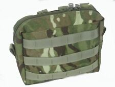 MTP MULTICAM  HORIZONTAL UTILITY POUCH - MOLLE COMPATIBLE MILTARY, CADETS, TA