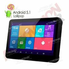 "10.1"" HD Touch Screen Android 5.1 In Car DVD Player Headrest Monitor HDMI WiFi"