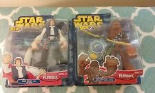 Star Wars Playskool Lot of 2 Hasbro Brand New 2005