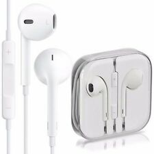Genuine Apple EarPods 3.5mm in-Ear headset with Remote and Microphone MD827ZMA/A