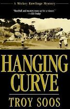 Hanging Curve Mickey Rawlings Baseball Mysteries)