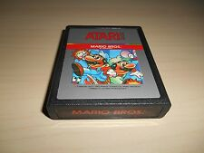 Mario Bros Atari 2600 Game Cart Cartridge Nintendo Brothers Very Good
