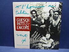 GUESH PATTY & ENCORE L'homme au tablier vert 1736997