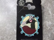 DISNEY VILLAINS IN FRAMES PIN STROMBOLI FROM PINOCCHIO