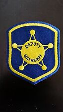 Andy Griffith TV Show - Mayberry Deputy Sheriff's Patch Prop Replica