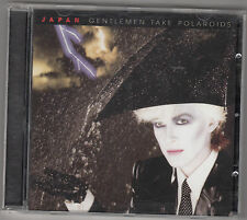 JAPAN - gentlemen take polaroids CD