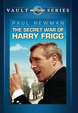 Secret War of Harry Frigg (Paul Newman) - Region Free DVD - Sealed