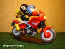 1:18 Honda 650 Dominator Ella Leffoix Sam Soul JOE BAR / 01508