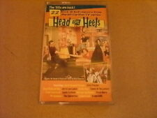 HEAD OVER HEELS CARLTON TV ROCK & ROLL ELVIS COCHRAN BUDDY CHUCK ANKA CASSETTE