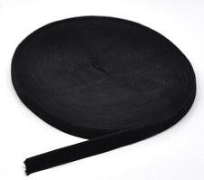 "10 Yards(9M) New Black Velvet Ribbon 3/8"" Wide DIY Craft Scrapbooking Findings"
