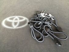 20 PCS NEW TOYOTA HILUX TONNEAU COVER REPLACEMENT BUNGEE STRAP AND RIVET BLACK
