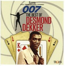 DESMOND DEKKER - 007 THE BEST OF 2 CD NEU