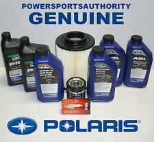 2011-2012 POLARIS RZR 800 OEM Complete Service Kit OIL Change Air Filter 4 four