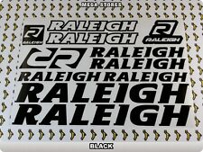 RALEIGH Stickers Decals Bicycles Bikes Cycles Frames Forks Mountain MTB BMX 59N
