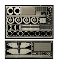 SCALE MOTORSPORT 1/24 Mazda 787B Renown Photo-Etch Detail Set For TAM SMO8115