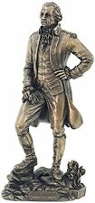 "11"" George Washington Figure First President Statue Sculpture Founding Father"